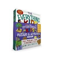 The Everything Kids' Puzzles & Activities Bundle