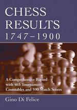 Chess Results, 1747-1900