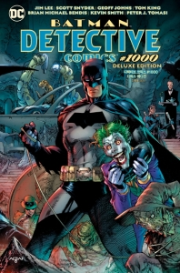 배트맨 디텍티브 코믹스 #1000 디럭스 에디션