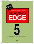 SMART READING EDGE. 5