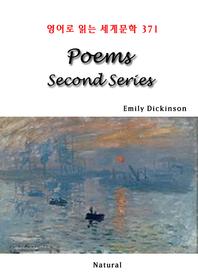 Poems  Second Series (영어로 읽는 세계문학 371)