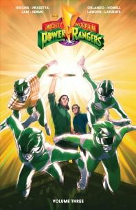 Mighty Morphin Power Rangers Vol. 3, 3