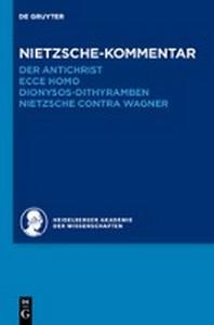 Historischer und kritischer Kommentar zu Friedrich Nietzsches Werken, Band 6.2, Nietzsche-Kommentar