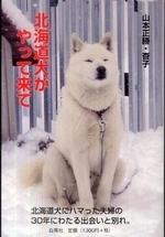 北海道犬がやって來て 北海道犬の魅力 北海道犬にハマった夫婦の30年にわたる出會いと別れ.