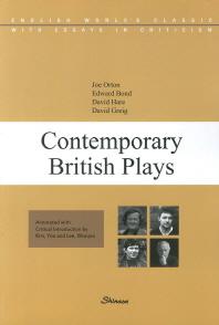 Contemporary British Plays