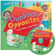 노부영 송 애니메이션 Outdoor Opposites (원서 & CD)