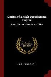 Design of a High Speed Steam Engine