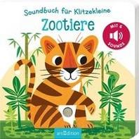 Soundbuch fuer Klitzekleine - Zootiere