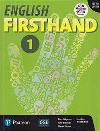 English Firsthand SB Level 1 (W/MyobileWorld)