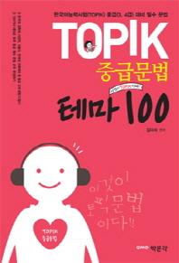 TOPIK 중급문법 테마 100