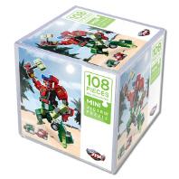 헬로카봇 미니 직소 퍼즐 108pcs: 브레이피스