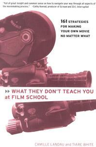 What They Don't Teach You at Film School : 161 Strategies to Making Your Own Movie No Matter What