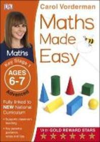 Maths Made Easy Ages 6-7 Key Stage 1 Advancedages 6-7, Key Stage 1 Advanced