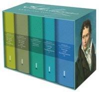 Schopenhauer: Saemtliche Werke in fuenf Baenden im Schuber