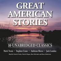 Great American Stories Lib/E