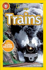 National Geographic Kids Level.1: Trains