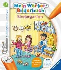 tiptoi? Mein Woerter-Bilderbuch Kindergarten