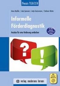 Praxis TEACCH: Informelle Foerderdiagnostik