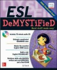 ESL Demystified [With CD (Audio)]