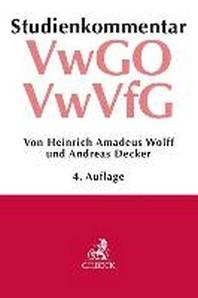 Verwaltungsgerichtsordnung (VwGO) Verwaltungsverfahrensgesetz (VwVfG)