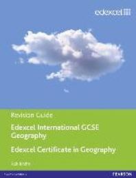 Edexcel International GCSE/certificate Geography Revision Gu