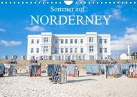 Sommer auf Norderney (Wandkalender 2022 DIN A4 quer)