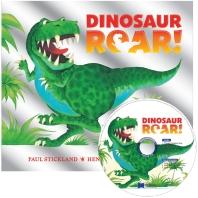 노부영 송 애니메이션 세이펜 Dinosaur Roar! (원서 & CD)