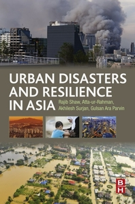 Urban Disasters and Resilience in Asia