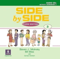Side by Side 3.(Activity Workbook Audio CD)