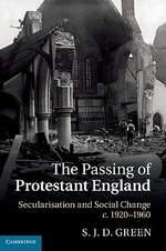 The Passing of Protestant England