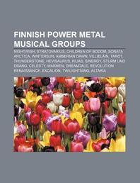 Finnish Power Metal Musical Groups