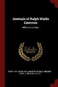 Journals of Ralph Waldo Emerson