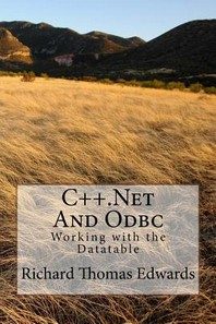 C++.Net and ODBC