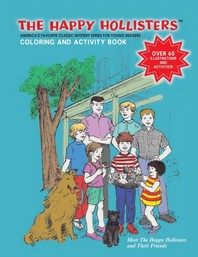 The Happy Hollisters Coloring and Activity Book