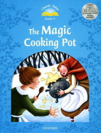Classic Tales the Magic Cooking Pot Pack