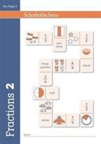 Fractions, Decimals and Percentages Book 2 (Year 2, Ages 6-7
