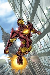 Iron Man by Mike Grell