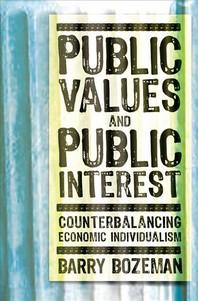 Public Values and Public Interest