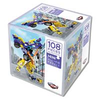 헬로카봇 미니 직소 퍼즐 108pcs: 마하로드