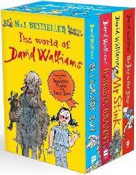 The World of David Walliams. by David Walliams
