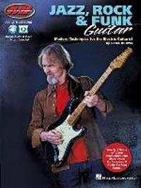 Jazz, Rock & Funk Guitar