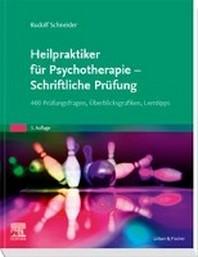 Heilpraktiker fuer Psychotherapie - Schriftliche Pruefung