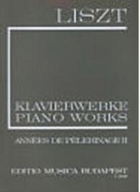 리스트 피아노곡집(순례연보 2)