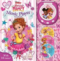 Disney Fancy Nancy Music Player [With Three CDs]