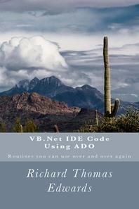 VB.Net IDE Code Using ADO