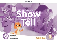 Show and Tell. 3 Activity Book