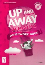 Up and Away in English Homework Book 1