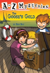 A to Z Mysteries G: The Goose's Gold