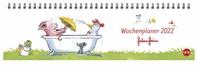 Helme Heine Wochenquerplaner - Kalender 2022