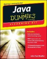 Java for Dummies eLearning Kit